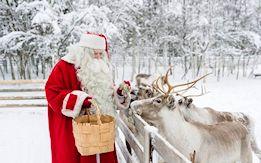 noel 2018 sejour Village du Pere Noel Laponie Finlande voyage sejour noel 2018  noel 2018 sejour